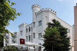 Hotel Kastell Ahlbeck auf Usedom