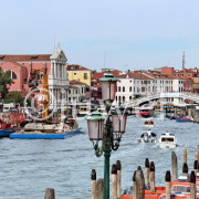 Laterne in Venedig